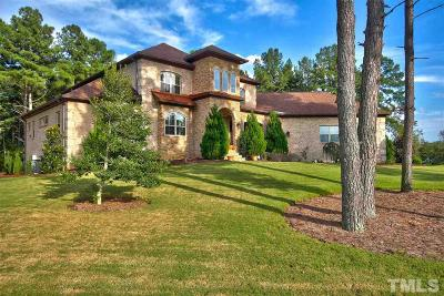 Johnston County Single Family Home For Sale: 33 Bellagio Court