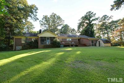 Single Family Home For Sale: 1142 Old Rock Road