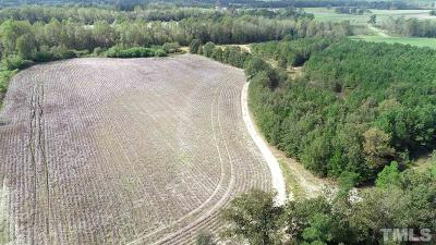 Dunn Residential Lots & Land Contingent: 871 Tart Road