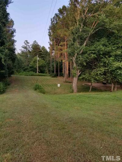 Chatham County Residential Lots & Land For Sale: 24 Colby Road