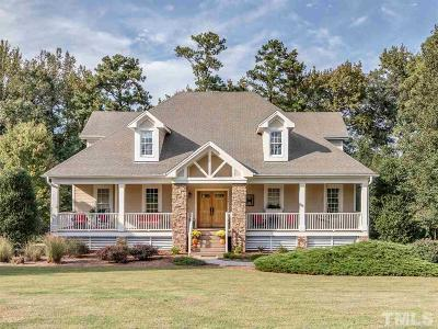 Pittsboro NC Single Family Home For Sale: $598,000
