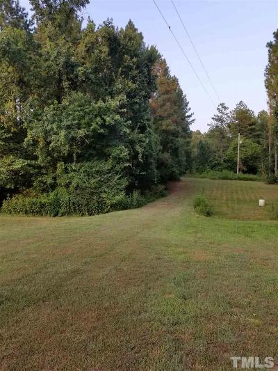 Chatham County Residential Lots & Land For Sale: 37 Colby Road