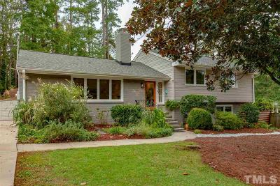 Raleigh Single Family Home For Sale: 2525 Medway Drive