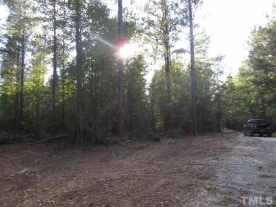 Residential Lots & Land For Sale: 3613 Antioch Church Road