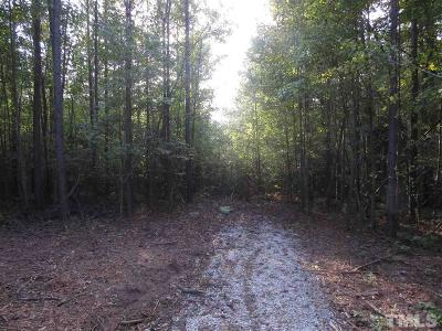Johnston County Residential Lots & Land For Sale: Tract 5 Antioch Church Road