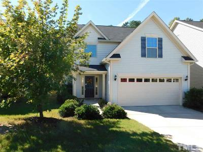 Knightdale Single Family Home For Sale: 4733 Smarty Jones Drive