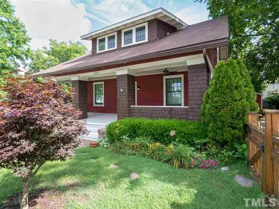 Durham County Single Family Home For Sale: 1005 Morning Glory Avenue