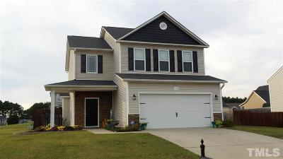 Harnett County Single Family Home For Sale: 152 Archer Drive