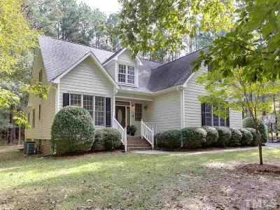 Durham Single Family Home For Sale: 2712 Bernard Circle