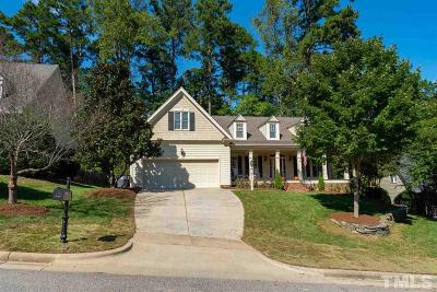 Holly Springs Single Family Home For Sale: 112 Danagher Court
