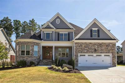 Rolesville Single Family Home For Sale: 5608 Massey Branch Drive