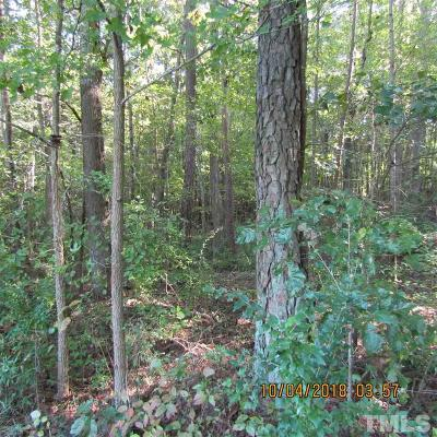 Chatham County Residential Lots & Land For Sale: 178 N Hillcrest Road