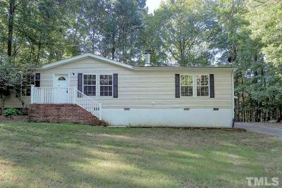 Wake Forest Manufactured Home Pending: 3055 Willow Creek Drive