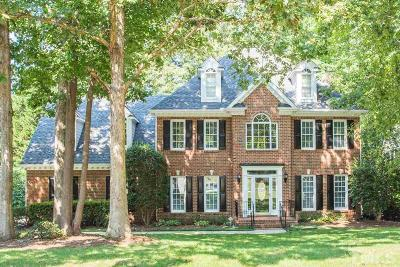 Cary Single Family Home For Sale: 103 Barnbridge Court