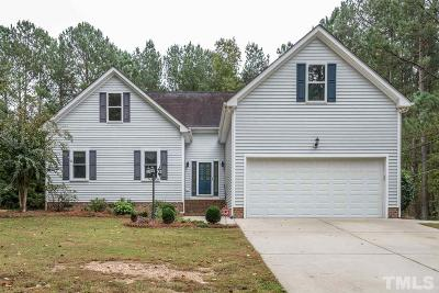 Wake Forest NC Single Family Home For Sale: $297,000