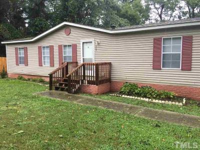 Smithfield Rental For Rent: 204 Hill Street