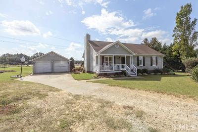 Garner Single Family Home Contingent: 904 Olive Drive