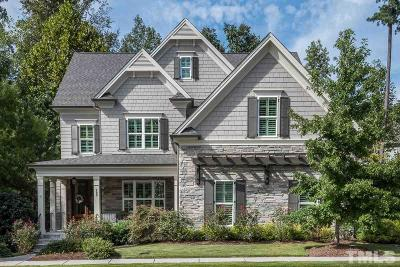 Chapel Hill Single Family Home For Sale: 183 Bennett Mountain Trace