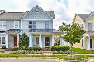 Chatham County Townhouse Contingent: 10021 David Stone Drive