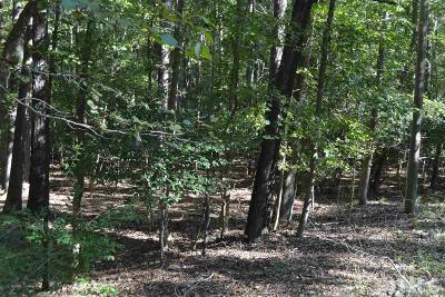 Chatham County Residential Lots & Land For Sale: 334 Deer Run