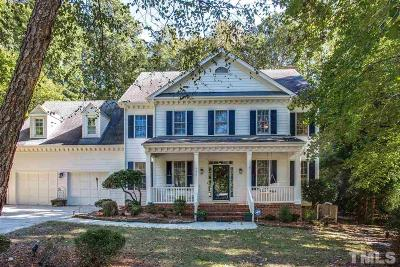 Raleigh Single Family Home For Sale: 9401 Gabe Court