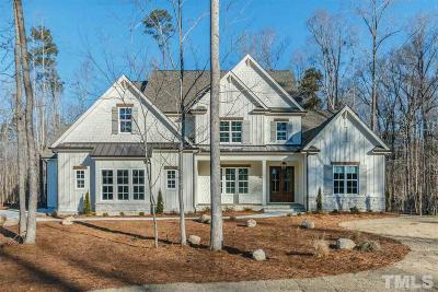 Pittsboro Single Family Home For Sale: 108 Stonecrest Way