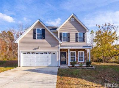 Knightdale Single Family Home For Sale: 303 Star Ruby Drive