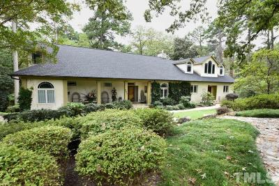 Chapel Hill Single Family Home For Sale: 204 Laurel Hill Road