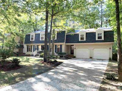 Single Family Home Contingent: 412 Farmington Woods Drive