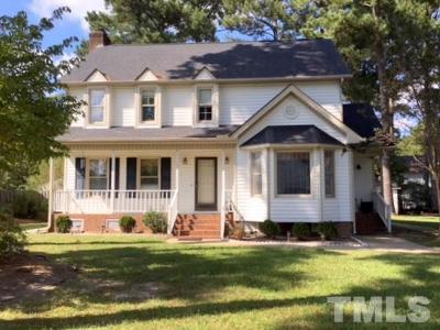Smithfield Single Family Home For Sale: 10 Afton Lane