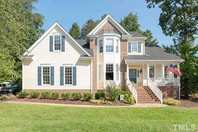 Cary Single Family Home For Sale: 100 Leblanc Court