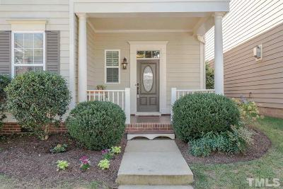 Raleigh NC Single Family Home For Sale: $349,000