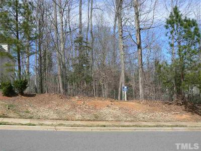 Chapel Hill Residential Lots & Land For Sale: 162 Bear Tree Creek