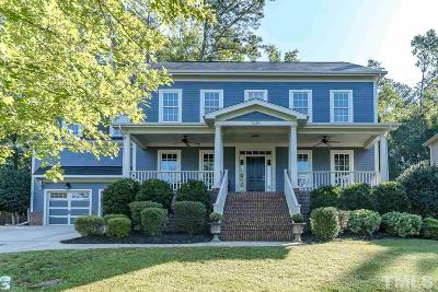 Holly Springs Single Family Home For Sale: 229 Grantwood Drive