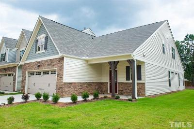 Wake Forest Townhouse Pending: 559 Brunello Drive #29