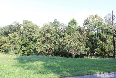 Hillsborough Residential Lots & Land For Sale: 328 W Queen Street