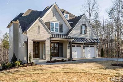 Fuquay Varina Single Family Home Pending: 324 Harewood Place #Lot 227