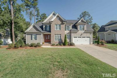 Raleigh Single Family Home For Sale: 840 Shelley Road