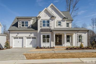 Fuquay Varina Single Family Home For Sale: 228 Harewood Place #Lot 218