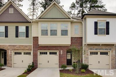 Wake Forest NC Townhouse For Sale: $227,900