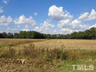 Johnston County Residential Lots & Land For Sale: 63 Vann Lane