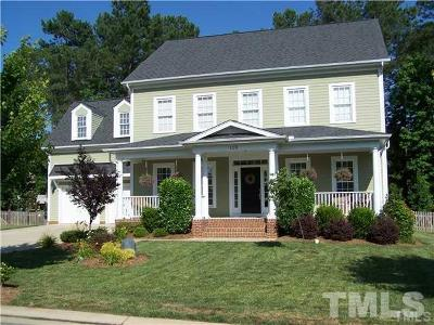 Holly Springs Single Family Home For Sale: 109 Redhill Road