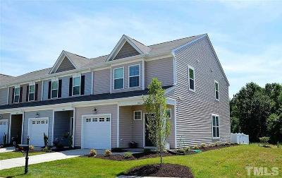 Townhouse For Sale: 1027 Renewal Place