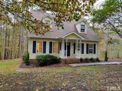 Wake Forest Single Family Home For Sale: 8912 Polbida Drive