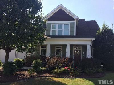 Fuquay Varina Single Family Home For Sale: 830 Tupelo Glen Court