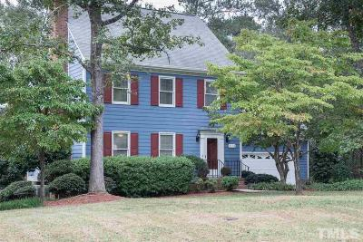 Clayton NC Single Family Home For Sale: $209,000