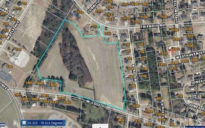 Dunn Residential Lots & Land For Sale: W Cole Street