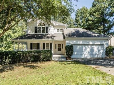 Holly Springs Single Family Home Contingent: 404 Cottonwood Lane