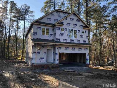 Granville County Single Family Home For Sale: 603 22nd Street