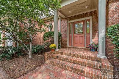 Raleigh Townhouse For Sale: 1910 Glenmartin Drive